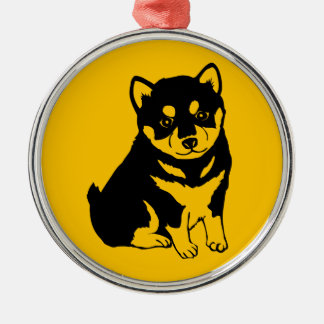 Shiba Inu Chinese Dog Year 2018 Round Ornament