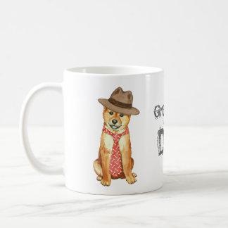 Shiba Inu Dad Coffee Mug