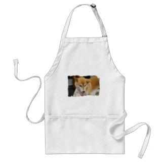 Shiba Inu Dog  Apron