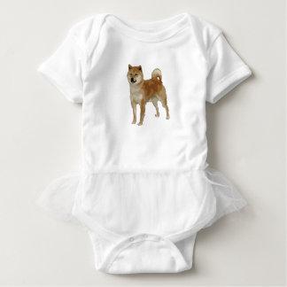 Shiba Inu Dog Baby Bodysuit