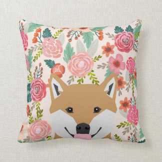 Shiba Inu dog breed pillow home decor