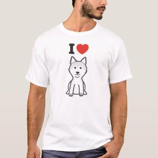 Shiba Inu Dog Cartoon T-Shirt