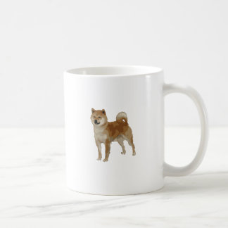 Shiba Inu Dog Coffee Mug