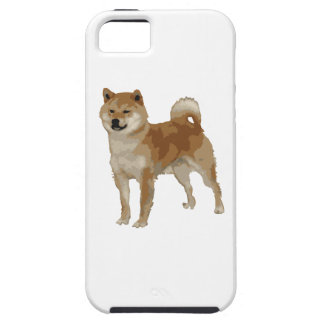 Shiba Inu Dog iPhone 5 Case