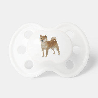 Shiba Inu Dog Pacifier