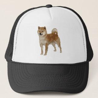 Shiba Inu Dog Trucker Hat