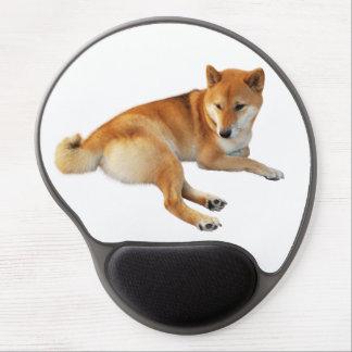 Shiba Inu Gel Mouse Pad