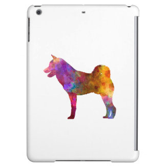 Shiba Inu in watercolor Cover For iPad Air