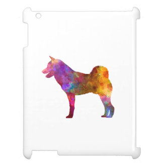 Shiba Inu in watercolor Cover For The iPad 2 3 4