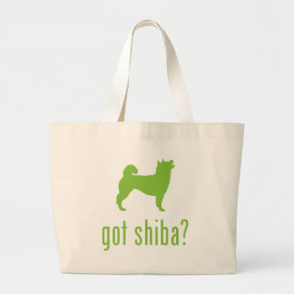 Shiba Inu Jumbo Tote Bag