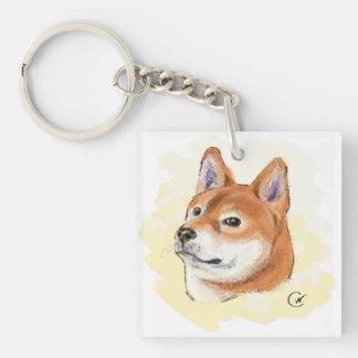 Shiba Inu Lovers Keychain