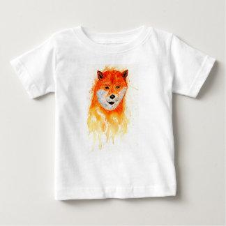 Shiba Inu Portrait Baby T-Shirt