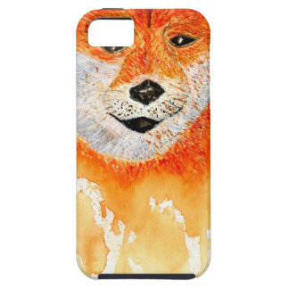 Shiba Inu Portrait Case For The iPhone 5