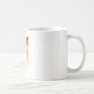 Shiba Inu Portrait Coffee Mug