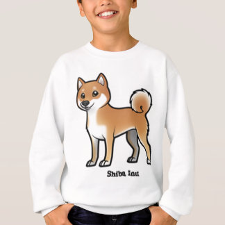 shiba inu sweatshirt