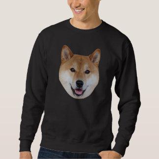 Shiba Inu transparent shibe sweatshirt