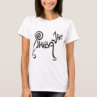 Shiba WORD T-Shirt