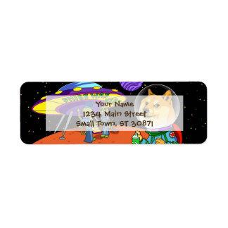 Shibe Doge Astro and the Aliens Memes Cats Cartoon