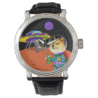 Shibe Doge Astro and the Aliens Memes Cats Cartoon Watch