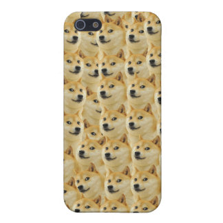 shibe doge fun and funny meme adorable iPhone 5 covers