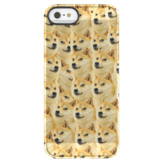 shibe doge fun and funny meme adorable permafrost® iPhone SE/5/5s case