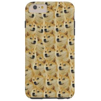 shibe doge fun and funny meme adorable tough iPhone 6 plus case