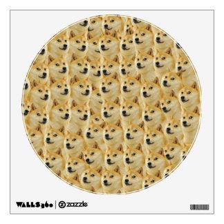 shibe doge fun and funny meme adorable wall decal