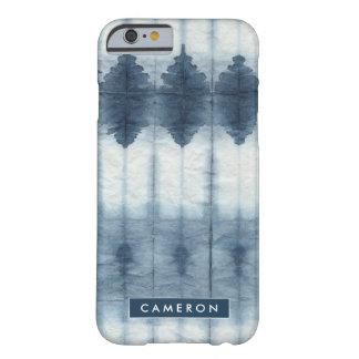 Shibori Indigio Print Barely There iPhone 6 Case