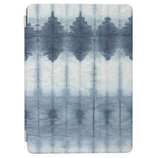 Shibori Indigio Print iPad Air Cover