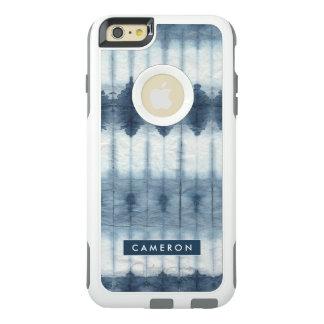 Shibori Indigio Print OtterBox iPhone 6/6s Plus Case
