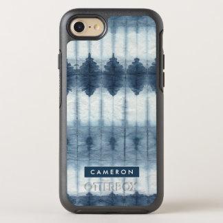 Shibori Indigio Print OtterBox Symmetry iPhone 7 Case