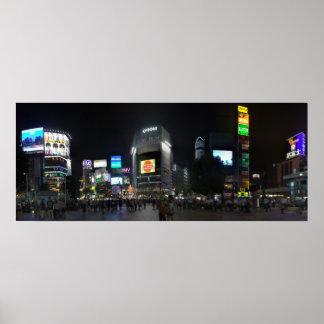 Shibuya 2 poster