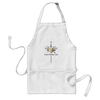 Shield and Sword Standard Apron