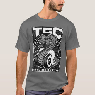 Shield Grey T-Shirt