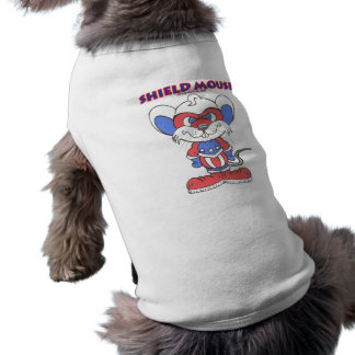 SHIELD MOUSE Doggie Shirt