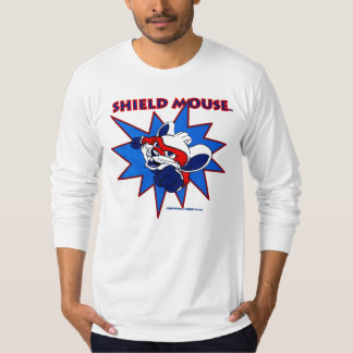 SHIELD MOUSE Fly'n At Ya #1 T-Shirt