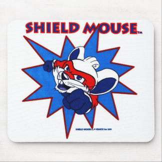 "SHIELD MOUSE ""Fly'n At Ya!"" Mousepad"