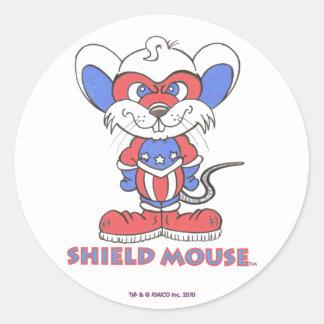 SHIELD MOUSE Sticker