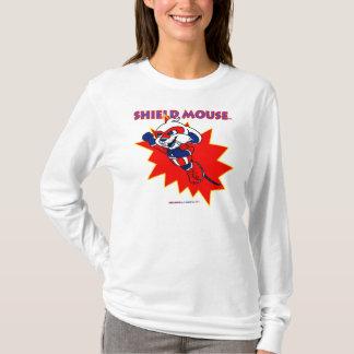 "SHIELD MOUSE  ""TAKE OFF!"" T-Shirt"