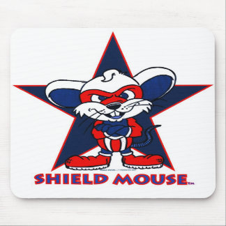 "SHIELD MOUSE ""The Star!"" MousePad"