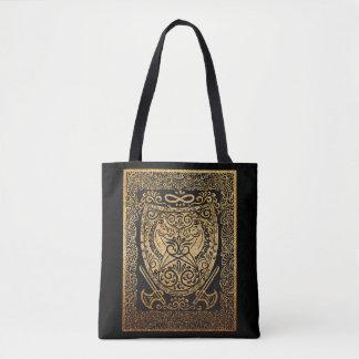Shield of glory tote bag