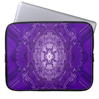 Shield of Wisdom... Laptop Sleeve