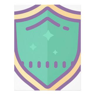 Shield Protection Letterhead