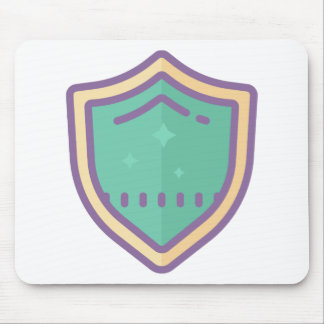 Shield Protection Mouse Pad