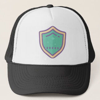 Shield Protection Trucker Hat
