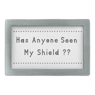 Shield Rectangular Belt Buckles