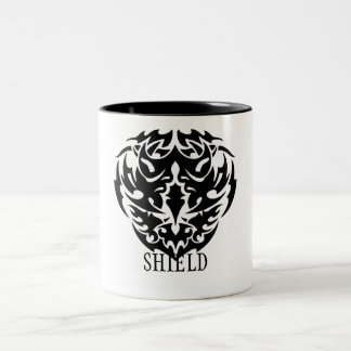 Shield Symbol coffee mug