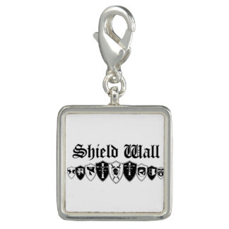 Shield Wall Charm