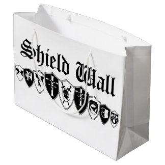 Shield Wall Large Gift Bag