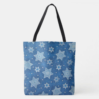Shields of David Tote Bag